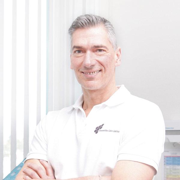 Stephan Ziegler - Sportwissenschaftler